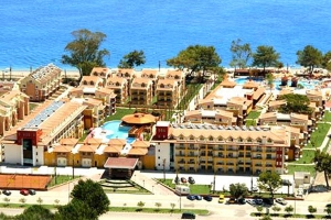 Crystal Aura Beach Resort Kemer