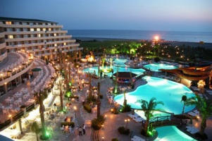 Pemar Beach Resort Kizilot