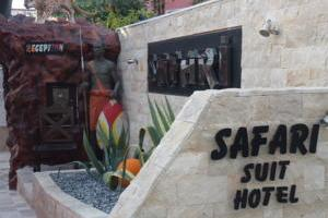 Safari Suit Hotel Side